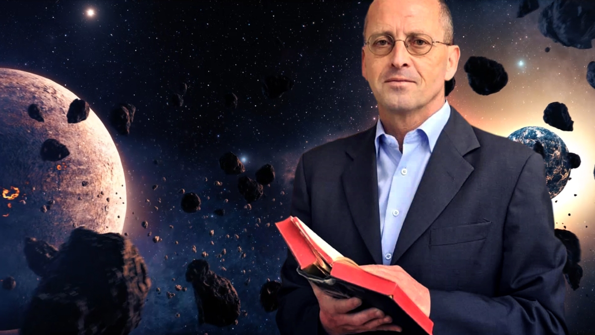 INTERVIEW WITH MAURO BIGLINO: The Bible doesn't talk about God