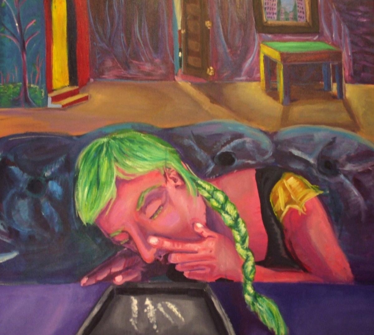 ARTE E DROGA: STATI DI ALTERAZIONE E CREATIVITÀ