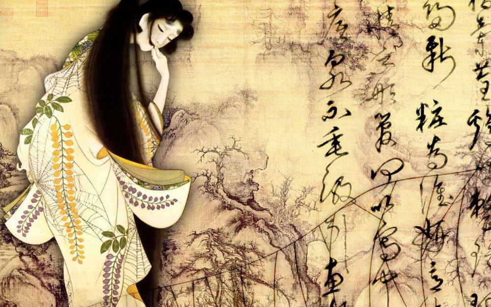 27339266-geisha-wallpapers