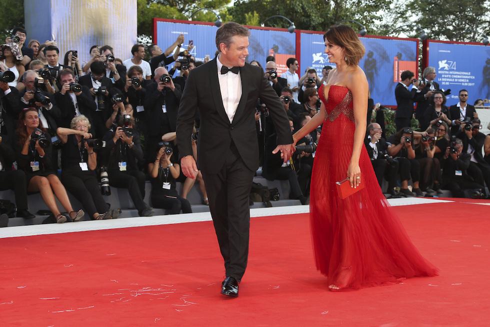 Matt Damon,Luciana Barroso