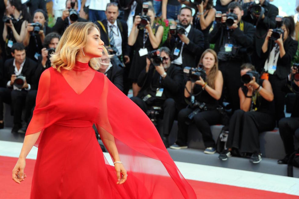 Cerimonia d'inaugurazione del 74° Festival del Cinema di Venezia