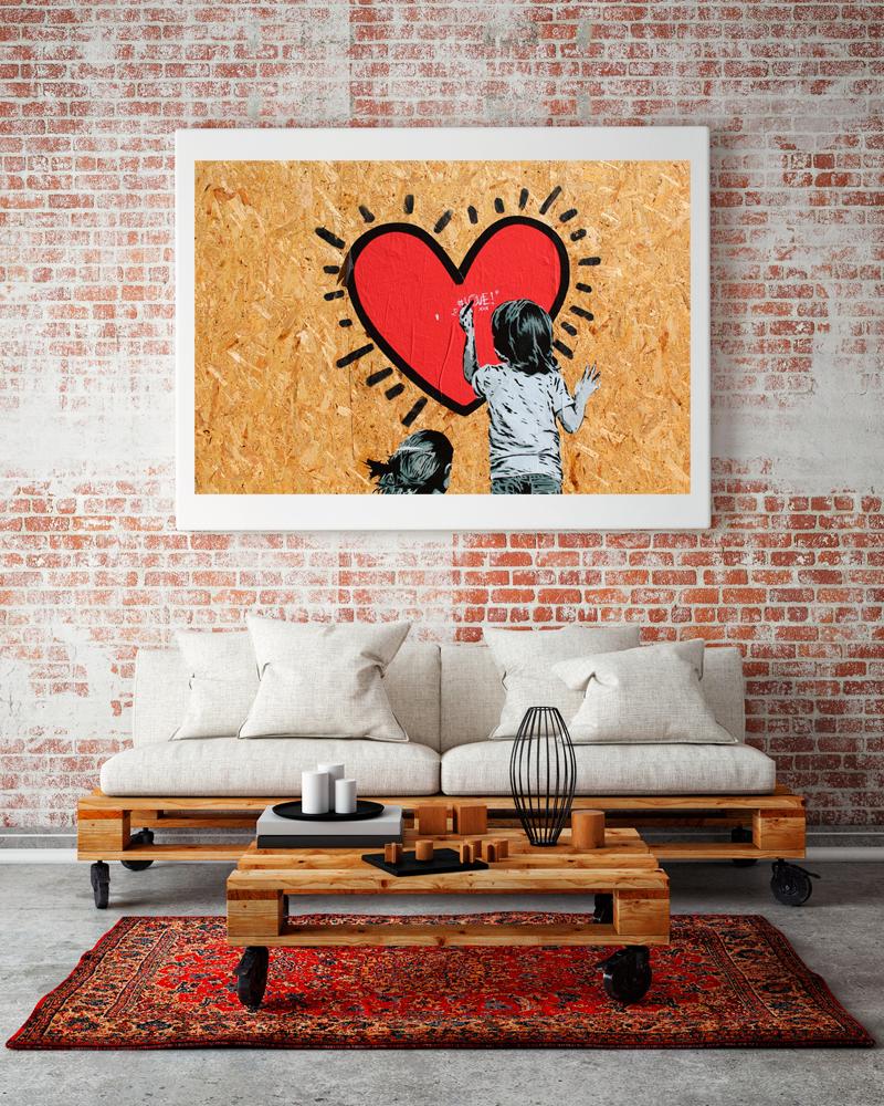 arredare-arte-casa-salotto-cuore