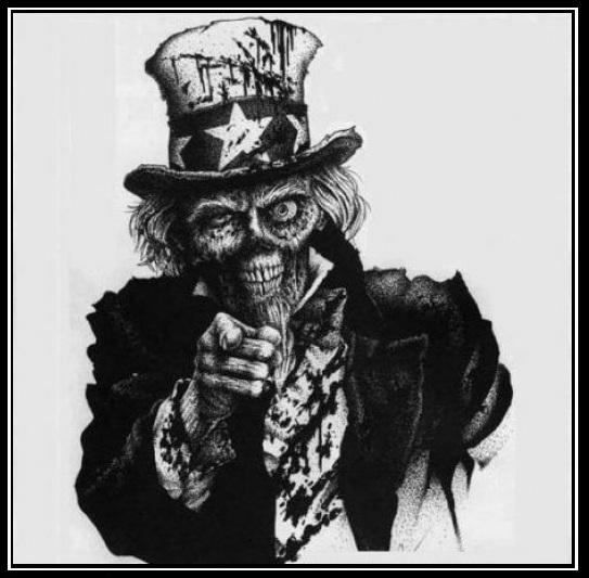 zio sam zombie